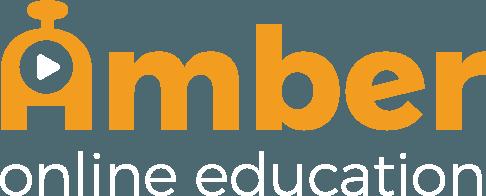 Amber Online Education Logo