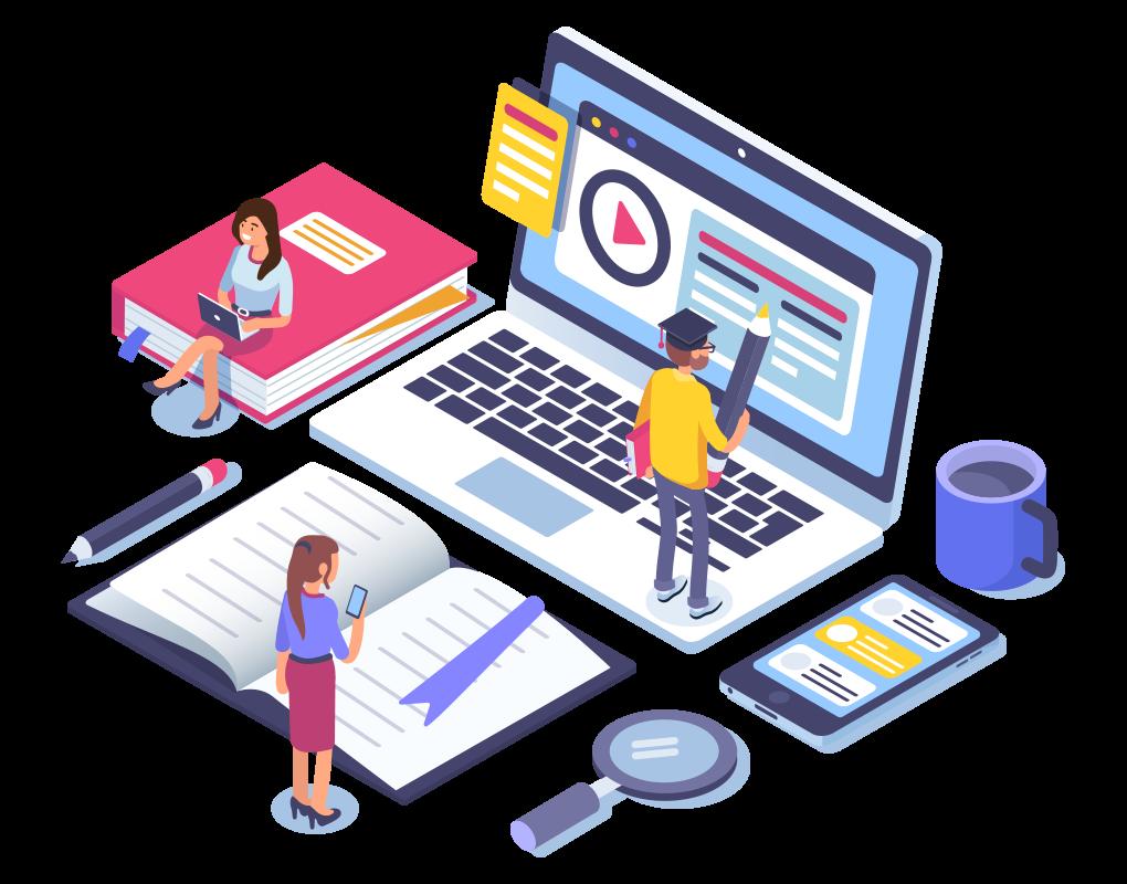 số hoá bài giảng E-Learning